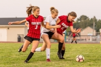 Gallery: Girls Soccer East Valley (Spokane) @ Cheney